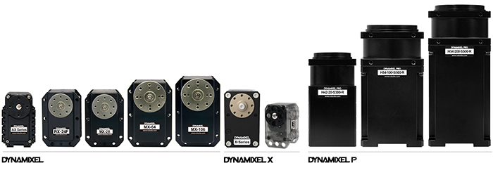 Dynamixel All-in-one Smart Actuator